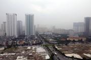 [Photo] Những tác nhân chính gây nhân gây ô nhiễm không khí ở Hà Nội