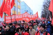 [Photo] Kỷ niệm lần thứ 102 Cách mạng Tháng Mười vĩ đại tại Moskva