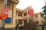 [Photo] Tình hình ở xã Đồng Tâm đã ổn định, nhân dân vui xuân đón Tết