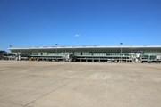 [Photo] Cảng Hàng không quốc tế Đà Nẵng tạm dừng hoạt động do dịch