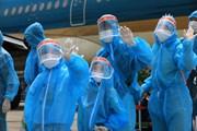 [Photo] Đưa những hành khách bị mắc kẹt ở Đà Nẵng về Hà Nội