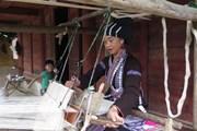 [Photo] Lai Châu: Bảo tồn nghề dệt thổ cẩm của đồng bào dân tộc Lự