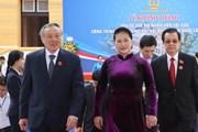 Chủ tịch Quốc hội dự Đại hội Thi đua yêu nước Tòa án nhân dân tối cao