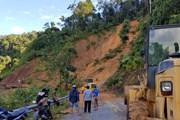 Quảng Nam: Tìm thấy 8 thi thể, 45 người còn mất tích trong vụ sạt lở