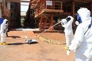 [Photo] Lâm Đồng: Diễn tập ứng phó sự cố bức xạ hạt nhân lần thứ 3