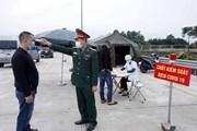 [Photo] Hưng Yên: Tăng cường kiểm soát người, phương tiện vào tỉnh