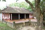 [Photo] Quảng Trị: Bảo tồn những ngôi nhà rường cổ ở làng Hội Kỳ