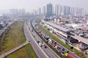 [Photo] Dự án tuyến metro số 1 Bến Thành-Suối Tiên tăng tốc về đích