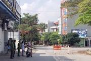 Vĩnh Phúc lập 9 chốt cách ly y tế chống dịch ở khu đô thị Đồng Sơn