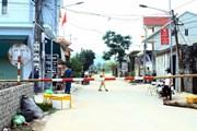 [Photo] Nghệ An: Giãn cách xã hội thị xã Hoàng Mai, phong tỏa 5 thôn