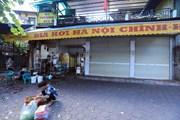 Hình ảnh Hà Nội ngày đầu thực hiện lệnh tạm đóng cửa quán bia