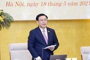 Chủ tịch Quốc hội chủ trì Hội nghị toàn quốc sơ kết công tác bầu cử