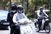 [Photo] Thời tiết nắng nóng diễn ra trên diện rộng tại Hà Nội