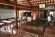 [Photo] Trường Dục Thanh - nơi lưu giữ kỷ vật về Chủ tịch Hồ Chí Minh