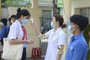 [Photo] Đà Nẵng đảm bảo phòng dịch trong Kỳ thi tuyển sinh lớp 10