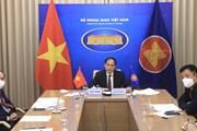[Photo] Hội nghị đặc biệt Bộ trưởng Ngoại giao ASEAN-Hoa Kỳ