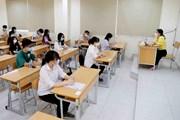 [Photo] Hà Nội không tổ chức thi tốt nghiệp THPT đợt 2 năm 2021