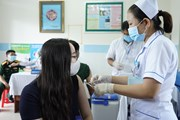 Gần 5.500 cán bộ, chiến sỹ và người dân Côn Đảo được tiêm vaccine