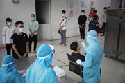 Bắc Giang: Doanh nghiệp quyết tâm vừa chống dịch vừa đảm bảo sản xuất