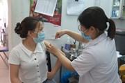 [Photo] Khánh Hòa đẩy nhanh tiêm vaccine phòng COVID-19 cho toàn dân