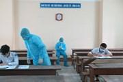 Học sinh tại Phú Yên, Bình Định, Bắc Giang thi tốt nghiệp THPT đợt 2