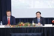 [Photo] Chủ tịch Quốc hội dự Tọa đàm doanh nghiệp Việt Nam-Phần Lan