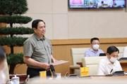 Thủ tướng chủ trì họp BCĐ Quốc gia phòng, chống dịch với 19 địa phương