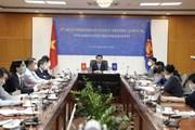 [Photo] Hội nghị trực tuyến Bộ trưởng Năng lượng ASEAN lần thứ 39