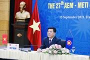 Hội nghị tham vấn các Bộ trưởng Kinh tế ASEAN-Nhật Bản lần thứ 27