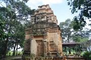 Tháp cổ Bình Thạnh - Nơi lưu giữ nền văn hóa Óc Eo hơn 1.000 năm tuổi