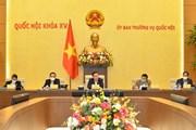 Chủ tịch Quốc hội chủ trì họp chuẩn bị Kỳ họp thứ hai Quốc hội khóa XV