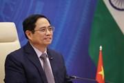 [Photo] Thủ tướng tham dự Hội nghị cấp cao ASEAN-Ấn Độ lần thứ 18
