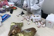 [Photo] Hải quan thu giữ hơn 30kg ma túy tổng hợp MDMA và ketamin