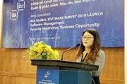 Công bố tỷ lệ phần mềm không bản quyền máy tính cá nhân ở Việt Nam