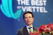 Dấu ấn của quyền Bộ trưởng Nguyễn Mạnh Hùng khi dẫn dắt Viettel