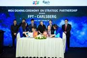 FPT là đối tác công nghệ của Carlsberg trên quy mô toàn cầu