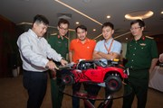 FPT mở rộng cuộc thi lập trình xe tự hành ra khu vực châu Á