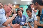 Phẫu thuật từ thiện cho trẻ dị tật bẩm sinh có hoàn cảnh khó khăn