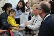 Facing The World mở rộng mạng lưới cứu trợ ở Việt Nam