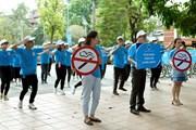1.300 trường học thực hiện nghiêm quy định cấm hút thuốc lá