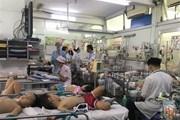 Ghi nhận hơn 42.700 trường hợp mắc bệnh tay chân miệng
