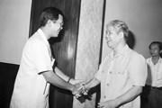 Nguyên Tổng Bí thư Đỗ Mười qua lời kể của Nhà báo Hữu Thọ