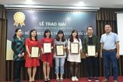 VietnamPlus đoạt 2 giải Vành khuyên về phòng chống tác hại thuốc lá