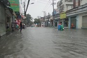 Đảm bảo nguồn nước sạch, vệ sinh môi trường sau bão lụt