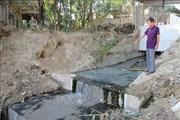Hệ thống xử lý nước thải dở dang, người dân sống chung với ô nhiễm