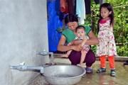 Vẽ bản đồ vệ sinh thôn bản để nâng cao sức khỏe người dân