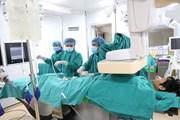 Phú Thọ: Cứu sống ca chấn thương vỡ gan bằng can thiệp nội mạch