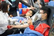 [Photo] Những giọt máu nghĩa tình cứu người giữa ngày đông lạnh