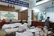 Bộ trưởng Y tế kiểm tra công tác trực cấp cứu tại các bệnh viện