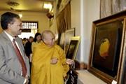 Triển lãm 300 cổ vật và tác phẩm nghệ thuật về Phật giáo